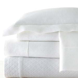 Bed Linen Set: Christophe (Classic White)