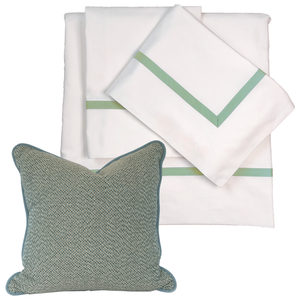 Promo: Bed Linen Set Agave with FREE Pillow