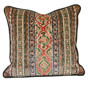Savonniere Velvet Pillow No. 28