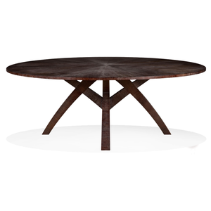 Victory Dinning Table - Espresso