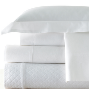 Bed Linen Set: Veneto (Classic White)