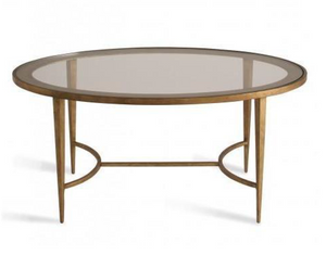 Salvatore Oval Coffee Table