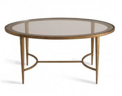 Coffee Table: Salvatore Oval