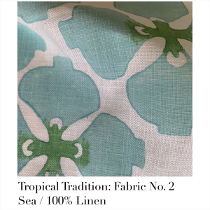 Tropical Tradition Material Selections