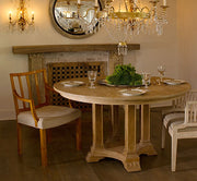 Dining Table: Cerusier
