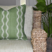 Chair: Hand Woven Palm Rope