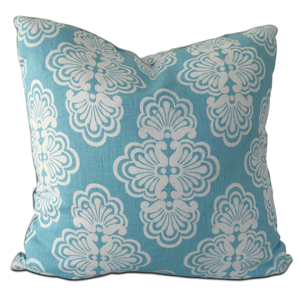 Throw Pillow in Lilly Pulitzer shell we pattern