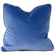 Pillow: No. 44 Cobalt Blue Velvet