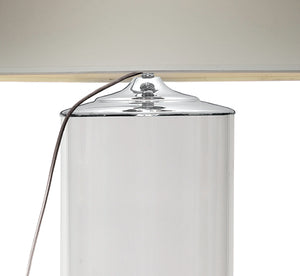 Glass Cylinder Lamp