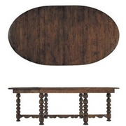 Dining Table: Spanish Oval