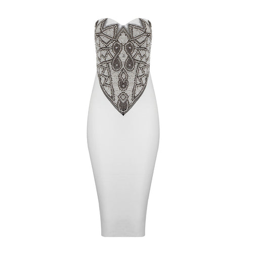 'Beau' Bandage Dress