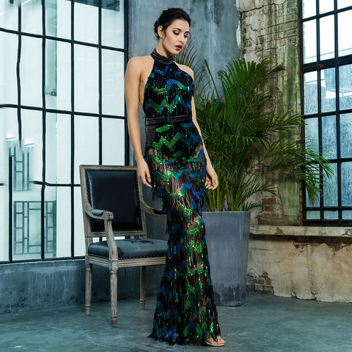 'Harrahs' Maxi Dress