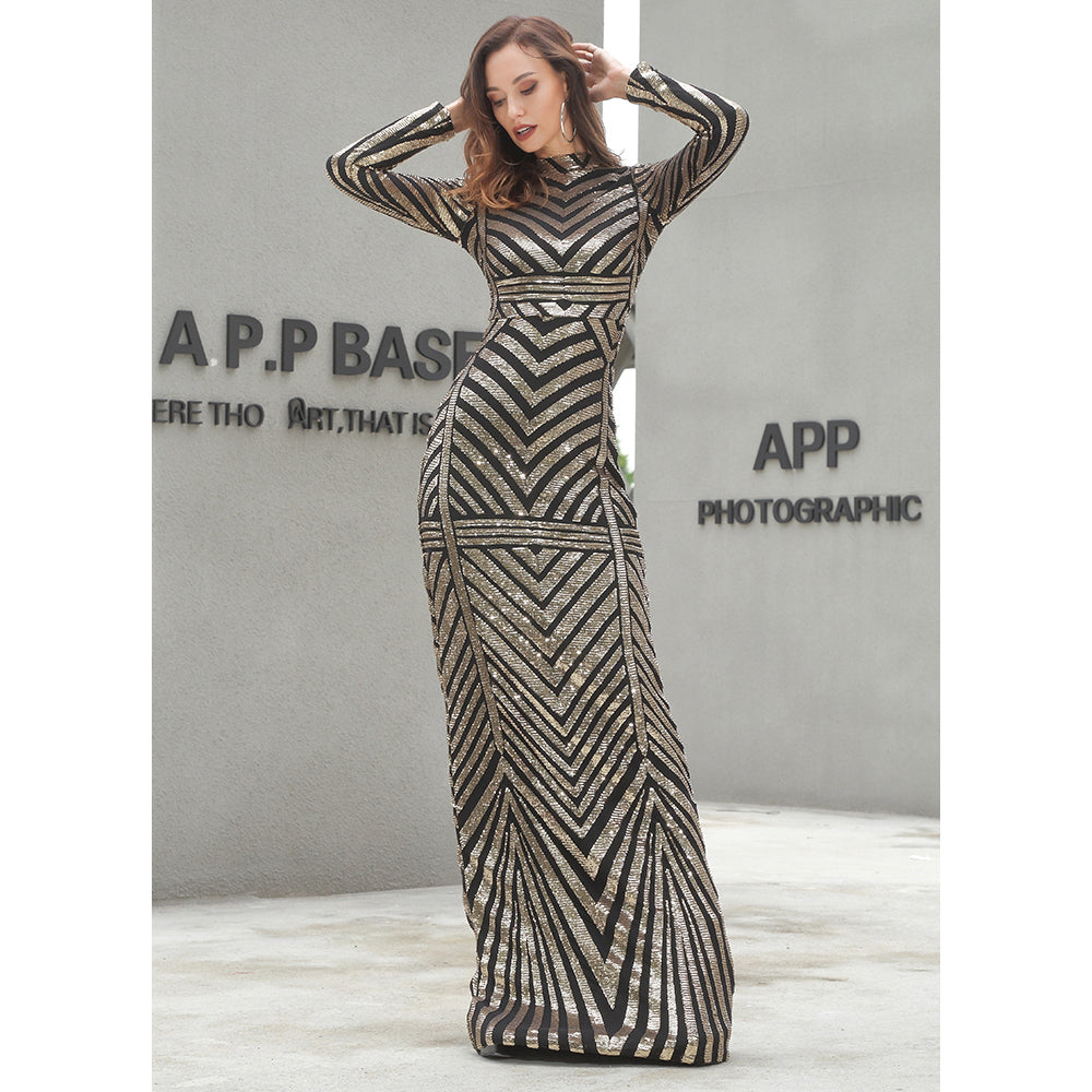 'Assia' Maxi Dress