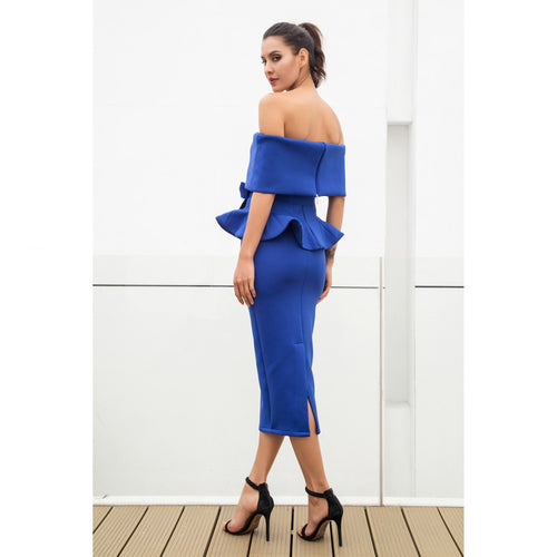 'Paula' Blue 2 Piece Set