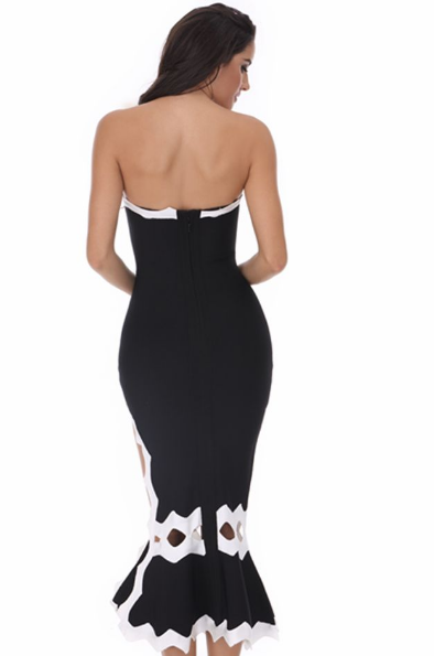 'Cara' Bandage Dress