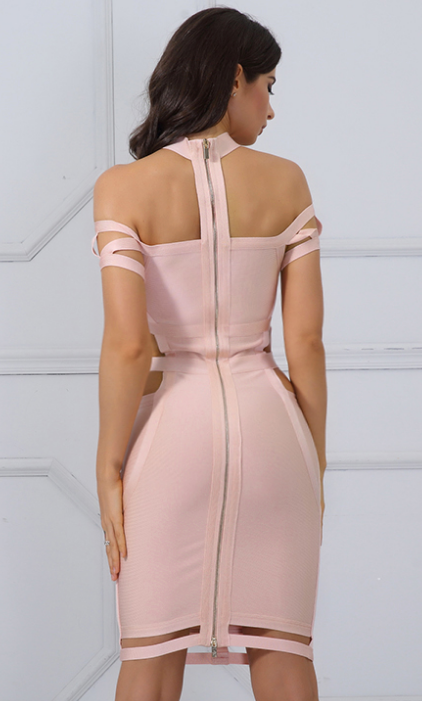 'Avea' Bandage Dress