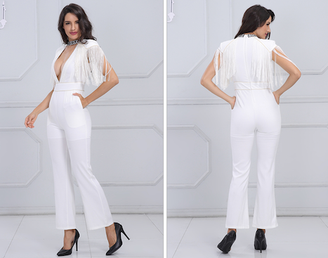 'Alyssa' Jumpsuit