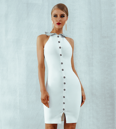 'Bonnia' Bandage Dress