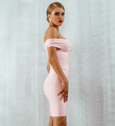 'Hema' Bandage Dress