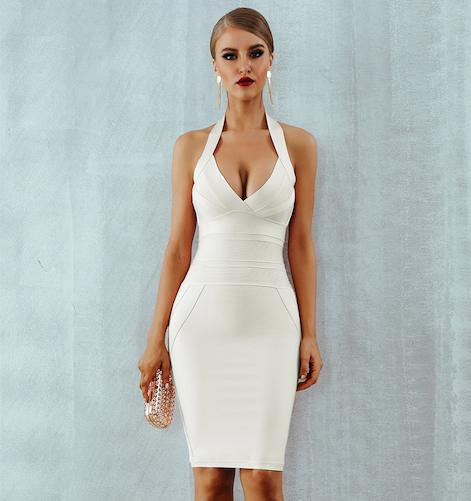 'Shanna' Bandage Dress