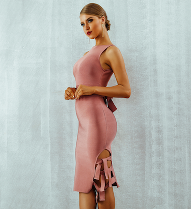 'Nancy' Bandage Dress