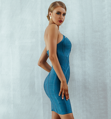 'Grace' Bandage Dress
