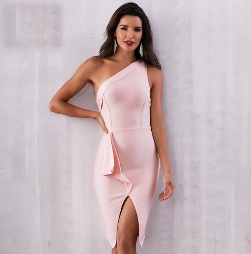 'Celyn' Bandage Dress