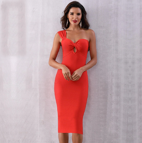 'Stevie' Bandage Dress