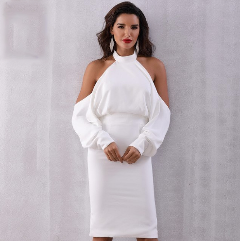 'Karita' Bandage Dress