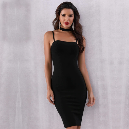 'Nicolina' Bandage Dress