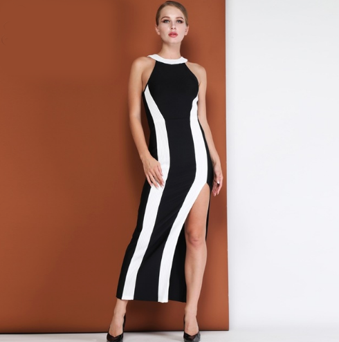 'Shirina' Bandage Dress