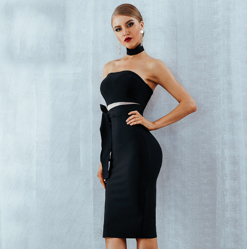 'Keva' Bandage Dress