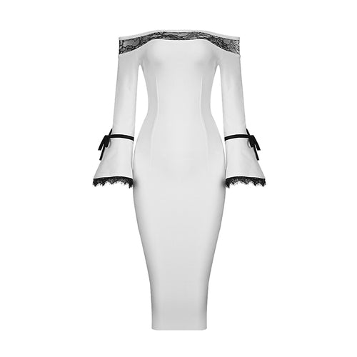'Yadi' Bandage Dress
