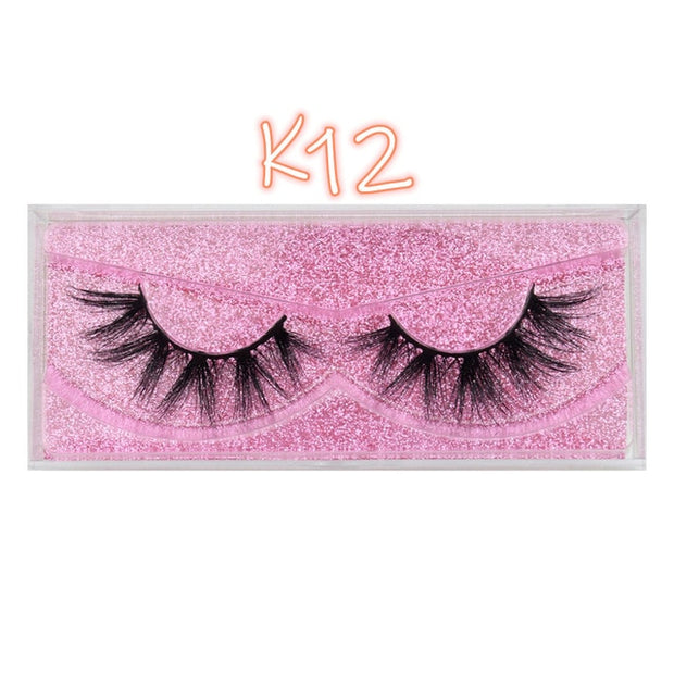 Visofree Luxury 5D Mink Hair False Eyelashes