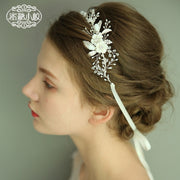 Original Wedding Dress Marry Hair Band Best Sellers European Accessories Product Bride Headwear
