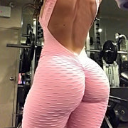 New 2020 Sexy Girls Backless Fitness Tights