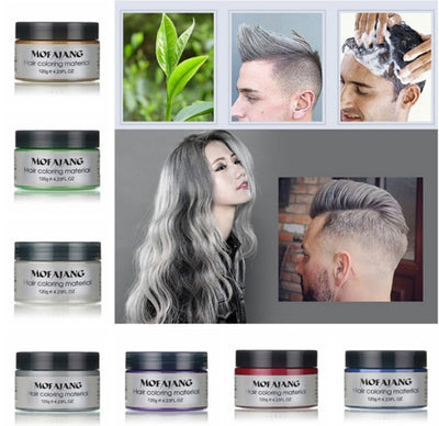 Temporary Intense Hair Color Pomade
