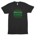 Broccoli King<br/>  Unisex Tri-Blend T-Shirt