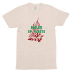 Fueled By Plants<br/> Unisex Tri-Blend T-Shirt