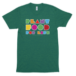 Plant Food For Life (Colors)<br> Unisex Tri-Blend Tee
