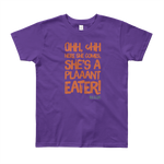 She's A Plant Eater<br/> Youth 8-12 Cotton Tee