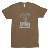 100% Plant Based Ram Tough<br/> Unisex Tri-Blend T-Shirt