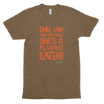She's A Plant Eater<br/> Unisex Tri-Blend Tee