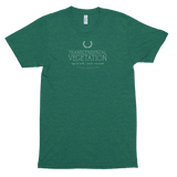 Transcendental Vegetation<br> Unisex Tri-Blend Tee