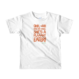 She's A Plant Eater<br/> Kids 2-6 Cotton Tee