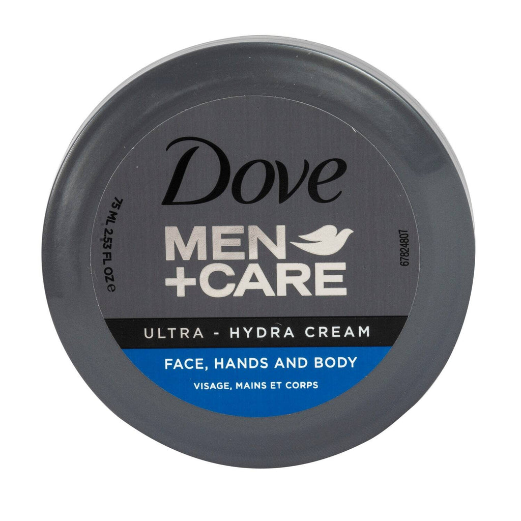 Men Ultra-Hydra Cream For Face, Hands, and Body by Dove - 2.53 oz
