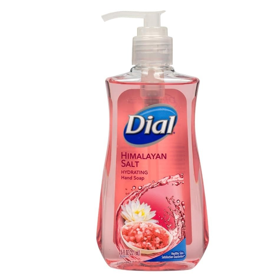 Himalayan Salt Hydrating Hand Soap by Dial - 7.5 oz bottle