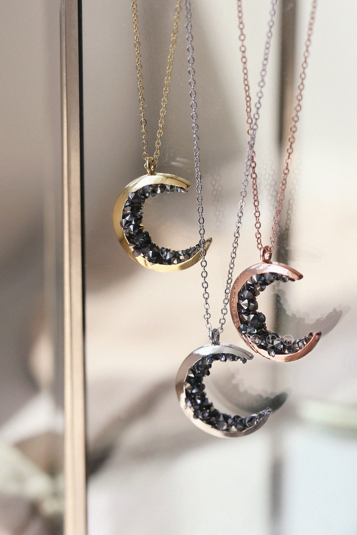 The Crescent Moon Necklace - The Perfect Valentine's Day Gift