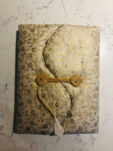 Beautiful Handmade Paper Notebooks