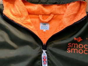 smoc smoc weatherproof change smoc with eco bamboo inner layer